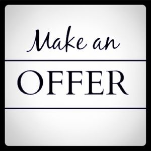 Other - All reasonable offer are considered.🌸🌼🌸🌼🌸🌼🌸